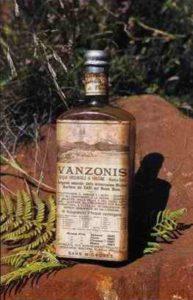 bottiglia vanzonis