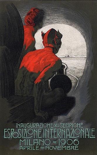 Expo-Milano-1906-Poster