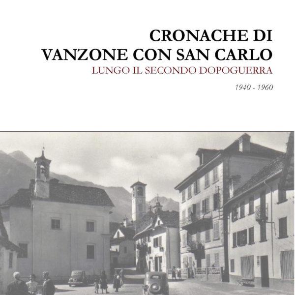 Cronache Vanzone 4 presentazione